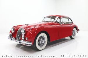 1957 Jaguar XK150 3.4L, 4-Speed w/Overdrive, Dunlop 4-Wheel Disc, Fully Restored