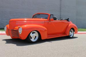 1940 Hudson Convertible
