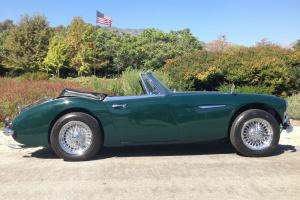 Austin Healey 3000 MK3 BJ-8 Phase 2 Sports Convertible