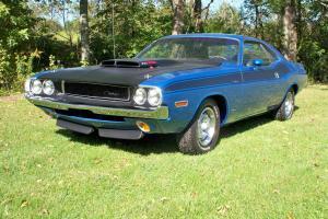 1970 challenger 340 six pack 4 spd