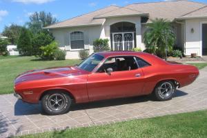 1971 Dodge Challenger 440 4 speed