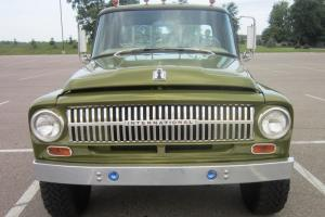 1965 International Harvester 4X4 D1200 Pickup Truck