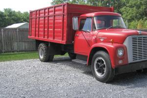1960 International 1600 Dumptruck
