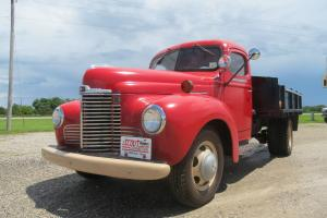 1948 International Harvester IH KB-3 One Ton Truck!! Photo
