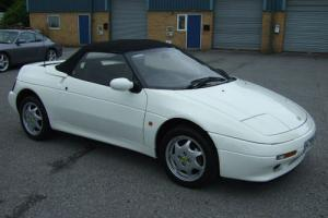 1990 Lotus Elan SE Turbo Convertible  Photo