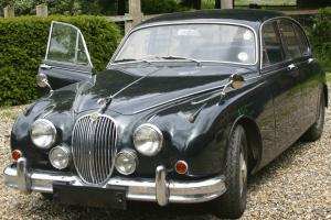 Jaguar 1960 MK II 3.4 LItre Automatic