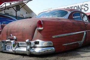 1954 hudson hornet 2 door custom  ratrod, primered , 1954, classic car Photo