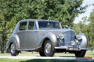 1950 Bentley MKVI - Absolutely Stunning Condition, Great Driver! Photo
