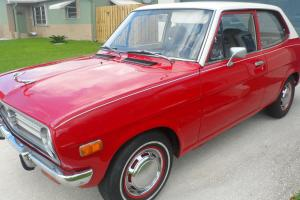 1971 2 door 4 speed Datsun 1200 all original in great condition