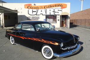 Gorgeous 1951 Mercury Coupe - LAS VEGAS - LEAD SLED STYLE!