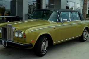 1977 Rolls Royce Silver Wraith II Base Sedan 4-Door 6.7L