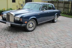 1976 Rolls Royce Silver Shadow 59,000 original miles lots of pics