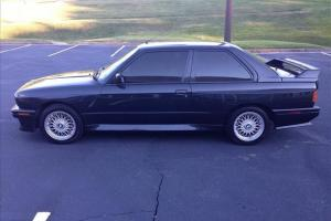 1988 BMW M3 E30 Coupe 72,649 Miles