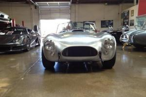 Shelby 289 Kirkham Aluminum Cobra, One Owner, Excellent, Great Handling and Fab Photo