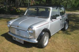 "AUSTIN MINI 25 Anniversary Edition  49,000 miles ""Restored"""