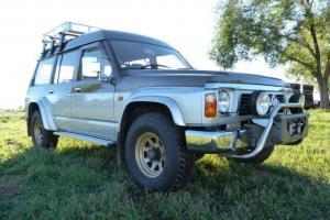 Nissan Safari Patrol 4x4