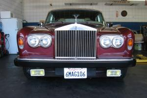 ROLLS ROYCE SILVER SHADOW II Photo