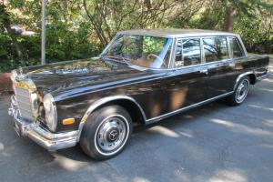 1967 Mercedes Benz 600 SWB Town Sedan-Owned since 1981-All hydraulics working