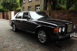 BENTLEY TURBO R red label