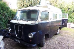 Lancia Appia Jolly Camper Van