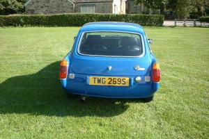 FOR SALE MGB GT 1978 TAHITI BLUE WITH SEBRING FRONT  Photo