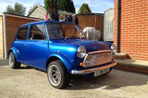 1986 Austin 1000 Mini City E 998cc Blue