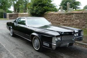 1968 Cadillac Eldorado coupe. 472 cu inch V8. part exchange or swap welcome
