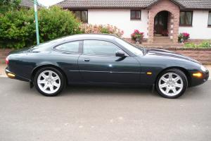 VERY LOW MILEAGE, JAGUAR XK8 COUPE, AUTO , FJSH