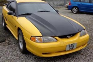 1994 Ford GT Mustang American Hotrod Dragster V8 Engine 5.0 LTR / 705BHP