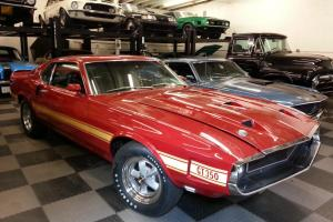 1969 Ford Mustang Shelby GT-350 5.8L