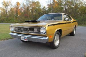 1971 Plymouth Duster 340 4spd....Rust Free!...