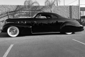 1940 Cadillac 62 Coupe----5 MILES SINCE 200K PLUS BUILT