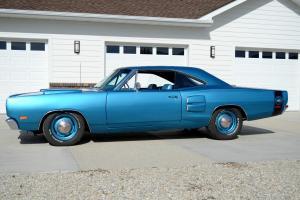 1969 Dodge Super Bee,   B5 Blue,  Ram Air,  Restored