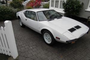 1971 De Tomaso Pantera Pre L model