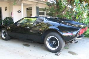 1985 Pantera Custom no engine No reserve