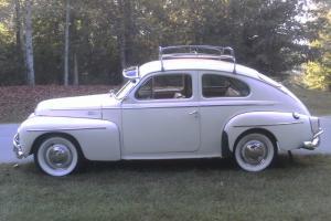 1960 VOLVO PV 544, restored, multiple car show winner, rare roof rack Photo