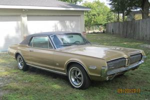 1968 MERCURY COUGAR XR-7 Photo