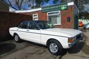 FORD GRANADA 2.3 GHIA 43.000MLS MANUAL LHD 1 OWNER ONE OF THE BEST AVAILABLE