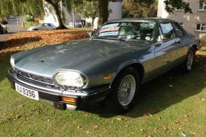 1991 Jaguar XJS 5.3 V12 HE