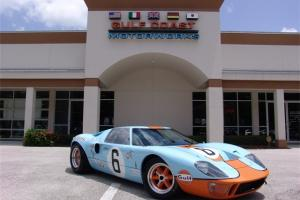 1966 Superformance GT40 MKI  Wide Tail Automatic 2-Door Coupe