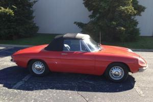 1967 Alfa Romeo Duetto