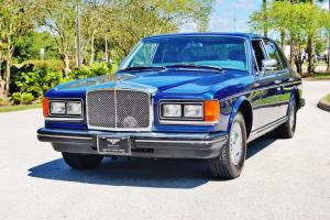Simply beautiful just 60.828 miles 1987 Bentley Eight stunning no reserve sweet