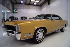 1968 CADILLAC ELDORADO COUPE,ONE OF THE MOST ICONIC AND STORIED ELVIS CADILLACS