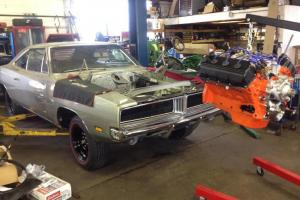1969 HEMI CHARGER R/T 4 SPEED TRACK PACK ORIGINAL OWNER SINCE 1979