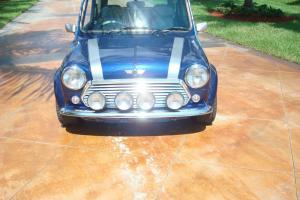 1982 Mini Cooper Austin Photo