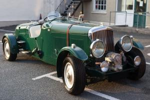 1948 BENTLEY MARK VI SPECIAL WITH BLOWER BENTLEY STYLE BODY