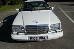 Mercedes E320 Coupe 1995 Low Miles, Amazing Condition
