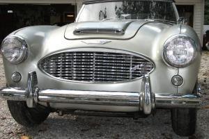 1957 Austin Healey 100-6 BN4 48539 miles Barn Find Corvette 327 V8 Hot Rod