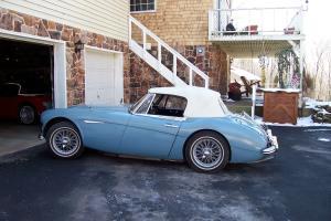 1963 Healey 3000 MII