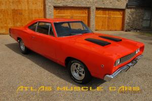 1968 Dodge Hemi Orange Coronet 440 big block automatic trans power steering
